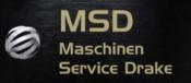 Maschinen Service Drake Logo